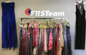 FRSTEAM DELIVERS TO BELLA BOUTIQUE